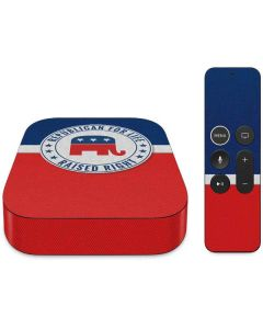 Republican For Life Apple TV Skin