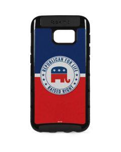 Republican For Life Galaxy S7 Edge Cargo Case