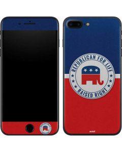 Republican For Life iPhone 8 Plus Skin