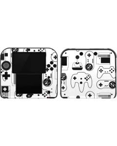 Retro Gaming Controllers 2DS Skin
