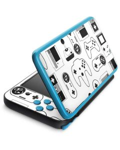 Retro Gaming Controllers 2DS XL (2017) Skin
