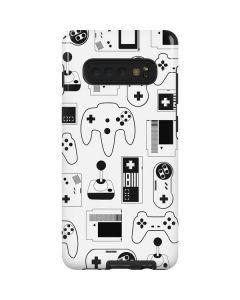 Retro Gaming Controllers Galaxy S10 Plus Pro Case