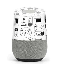 Retro Gaming Controllers Google Home Skin