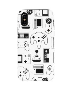 Retro Gaming Controllers iPhone XS Max Pro Case