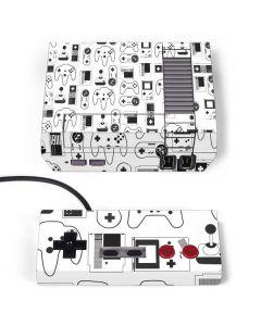 Retro Gaming Controllers NES Classic Edition Skin