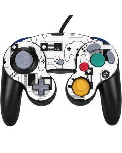Retro Gaming Controllers Nintendo GameCube Controller Skin