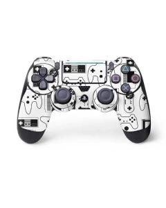 Retro Gaming Controllers PS4 Pro/Slim Controller Skin