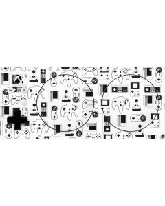 Retro Gaming Controllers Xbox Adaptive Controller Skin