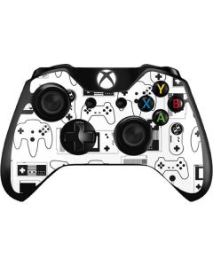 Retro Gaming Controllers Xbox One Controller Skin
