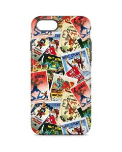 Retro Goofy Stamps iPhone 8 Pro Case