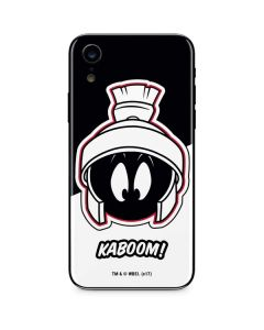Retro Marvin The Martian iPhone XR Skin