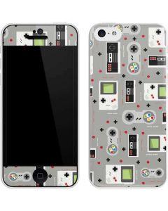 Retro Nintendo Pattern iPhone 5c Skin