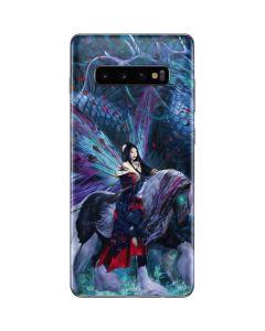Ride of the Yokai Fairy and Dragon Galaxy S10 Plus Skin