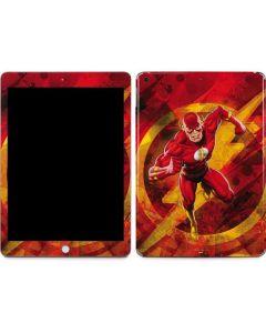 Ripped Flash Apple iPad Skin