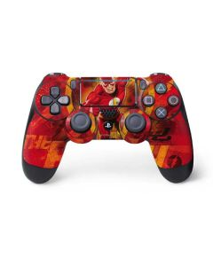 Ripped Flash PS4 Pro/Slim Controller Skin