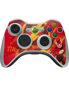 Ripped Flash Xbox 360 Wireless Controller Skin