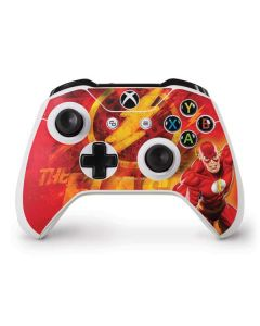 Ripped Flash Xbox One S Controller Skin