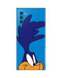 Road Runner Zoomed In Galaxy Note 10 Skin