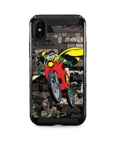 Robin Mixed Media iPhone XS Max Cargo Case