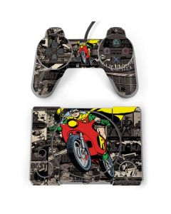 Robin Mixed Media PlayStation Classic Bundle Skin