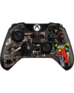 Robin Mixed Media Xbox One Controller Skin