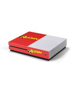 Robin Official Logo Xbox One S Console Skin