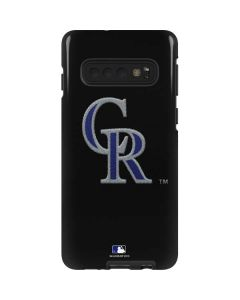 Rockies Embroidery Galaxy S10 Pro Case