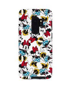 Rockin Minnie Mouse Galaxy S9 Plus Pro Case