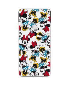 Rockin Minnie Mouse Google Pixel 2 XL Skin
