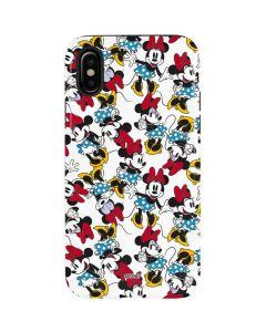 Rockin Minnie Mouse iPhone XS Pro Case
