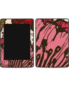 Rose Bud Floral Amazon Kindle Skin