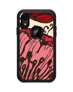 Rose Bud Floral Otterbox Defender iPhone Skin