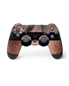 Rose Gold and Black Marble PS4 Pro/Slim Controller Skin