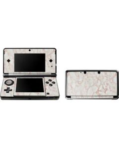 Rose Gold Marble 3DS (2011) Skin