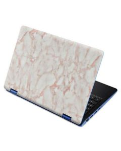Rose Gold Marble Aspire R11 11.6in Skin