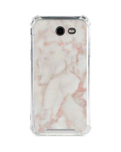 Rose Gold Marble Galaxy J3 (2017) Clear Case