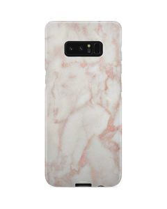 Rose Gold Marble Galaxy Note 8 Lite Case