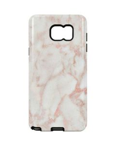 Rose Gold Marble Galaxy Note5 Pro Case