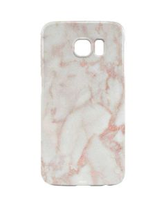 Rose Gold Marble Galaxy S6 Lite Case