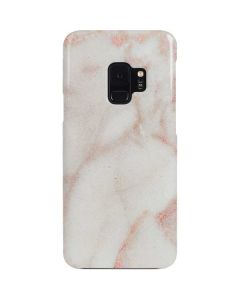 Rose Gold Marble Galaxy S9 Lite Case