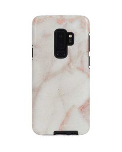 Rose Gold Marble Galaxy S9 Plus Pro Case