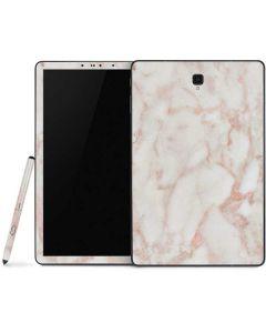 Rose Gold Marble Samsung Galaxy Tab Skin