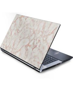Rose Gold Marble Generic Laptop Skin