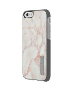 Rose Gold Marble Incipio DualPro Shine iPhone 6 Skin