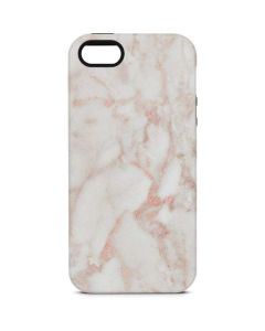 Rose Gold Marble iPhone 5/5s/SE Pro Case