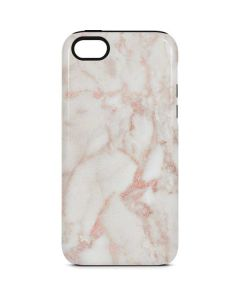 Rose Gold Marble iPhone 5c Pro Case