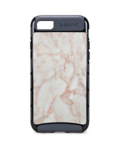 Rose Gold Marble iPhone 7 Cargo Case