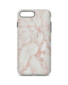 Rose Gold Marble iPhone 7 Plus Pro Case