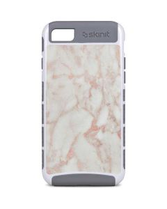 Rose Gold Marble iPhone 8 Cargo Case