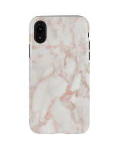 Rose Gold Marble iPhone XR Pro Case